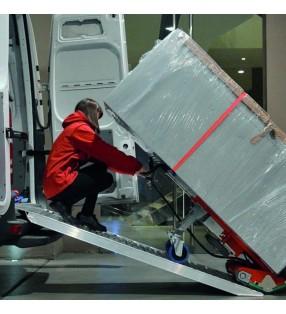 Aluminiowa rampa do schodołazów ZONZINI