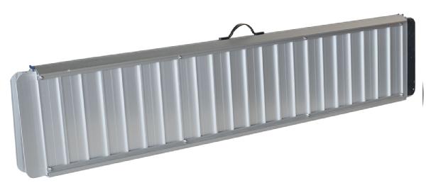 Aluminiowa składana rampa załadunkowa